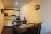 Vorschau Wohnzimmer mit Küche (Panorama-Bild)